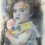 """""""Retrato"""" 42 x 29 cm. 2015."""